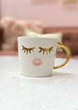 Pucker Coffee Mug
