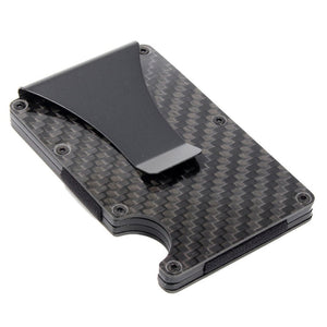 TAI'S WALLET!  The Million Dollar Wallet, It's bad A$$, Carbon Fiber, Holds ID and Credit Cards Plus Cash. SHIPS FAST WITHIN USA