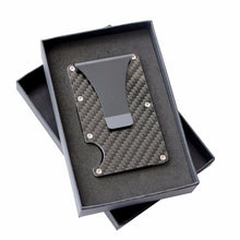 TAI'S WALLET     RIFD blocking, Carbon Fiber wallet /credit card/ ID holder