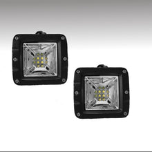 "Load image into Gallery viewer, Pair of Aurora 2"" Double Row Scene Light Bar"