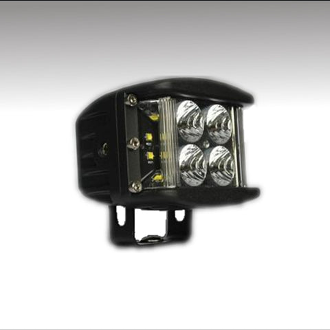 "Thunder and Lighting - Aurora 2"" 40W Flood Sides Shooter Work Light"