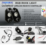 Thunder and Lighting - Aurora RGB Rock Lights