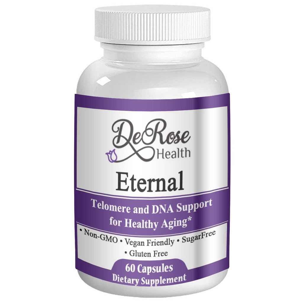 One Bottle of Eternal for $19 - Telomere and DNA Support