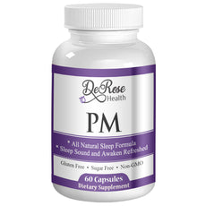 PM - Natural Sleep Formula