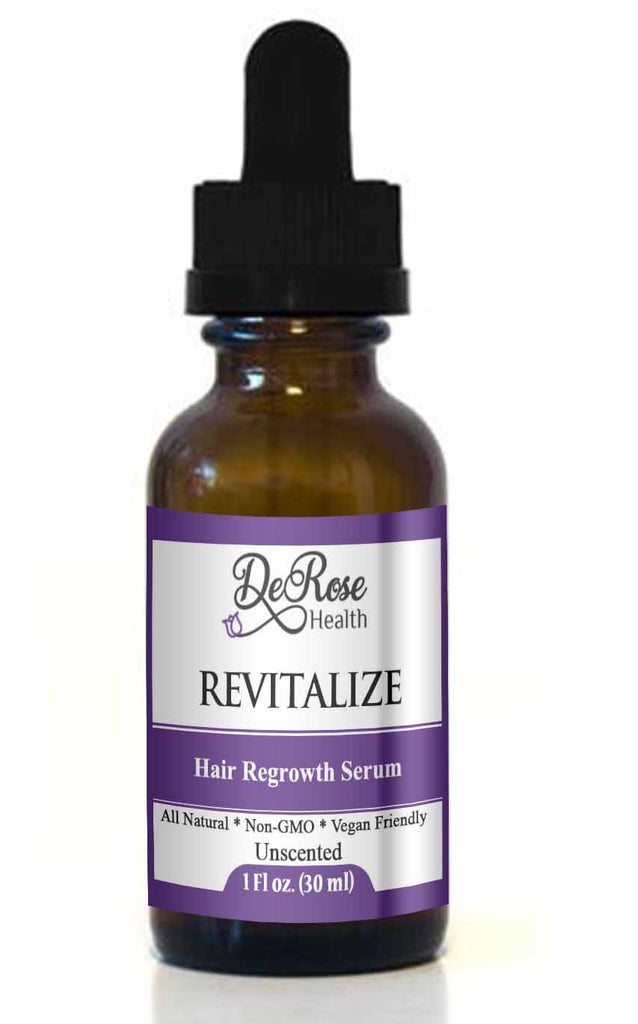 Revitalize Hair Regrowth with eBook (Anti-Aging Secrets of Hollywood)