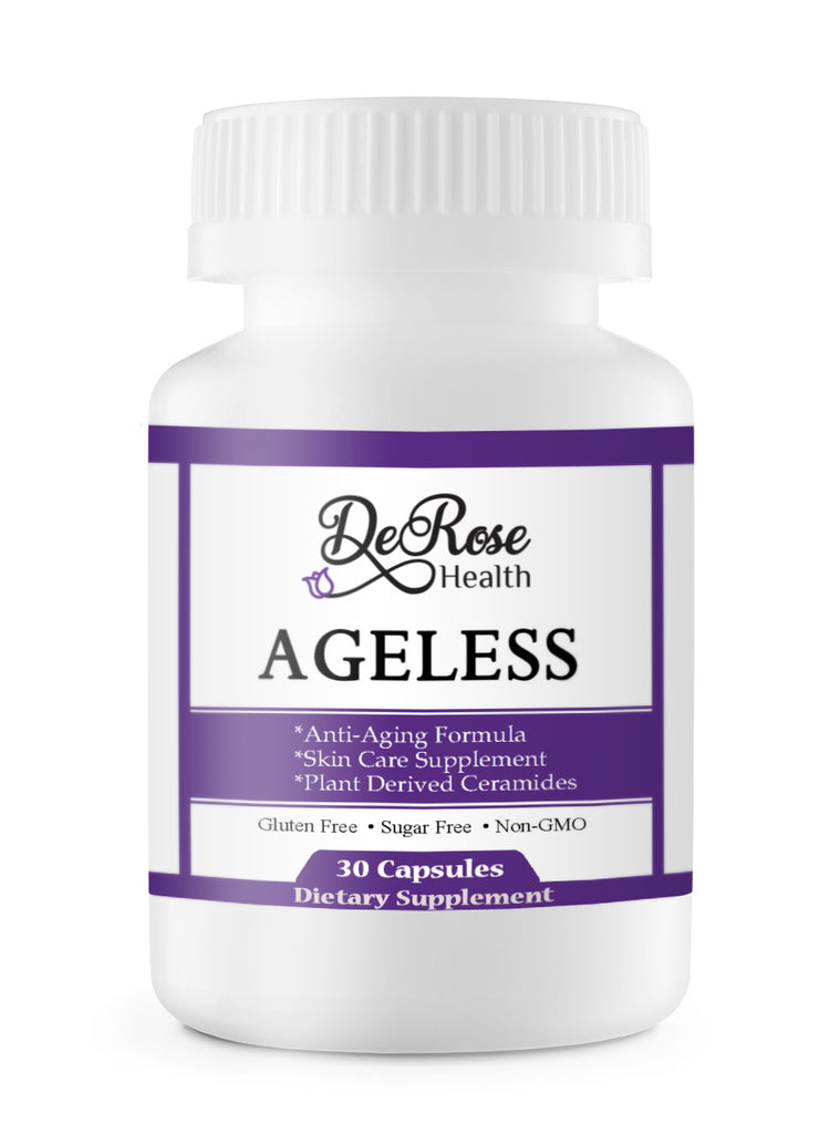 3 Bottles of Ageless with eBook - The Anti-Aging Secrets of Hollywood