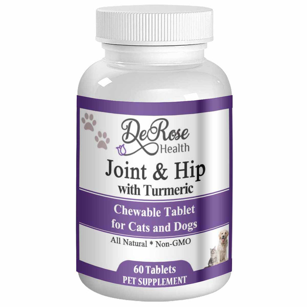 3 Bottles of Joint & Hip With Turmeric