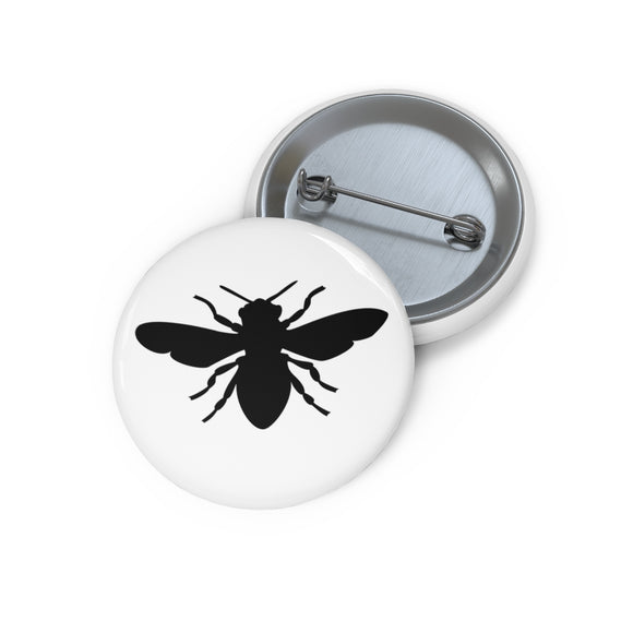 Bee Pin Button