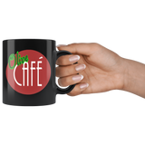 Olive Cafe Logo Mug 2 Pack