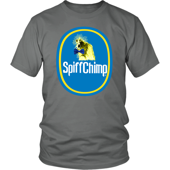 Spiff Chimp Banana T-Shirt