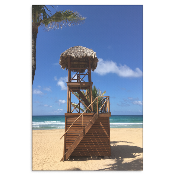 Tropical Life Guard Tower