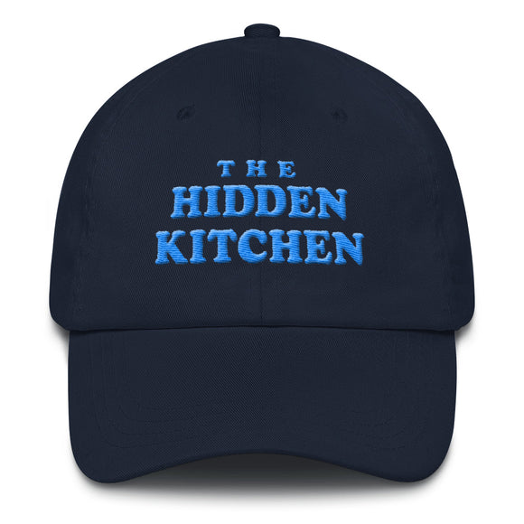 The Hidden Kitchen Dad Hat