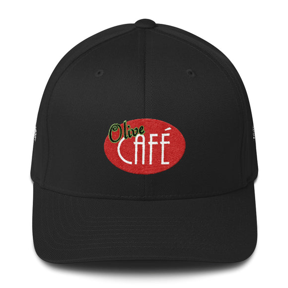 Olive Cafe Fried Egg Hat