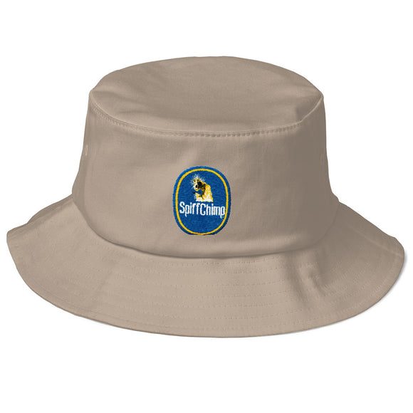 Spiff Chimp Banana Bucket Hat