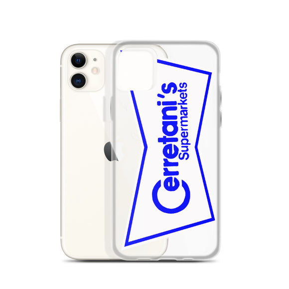 Cerretani's Supermarkets Logo iPhone Case