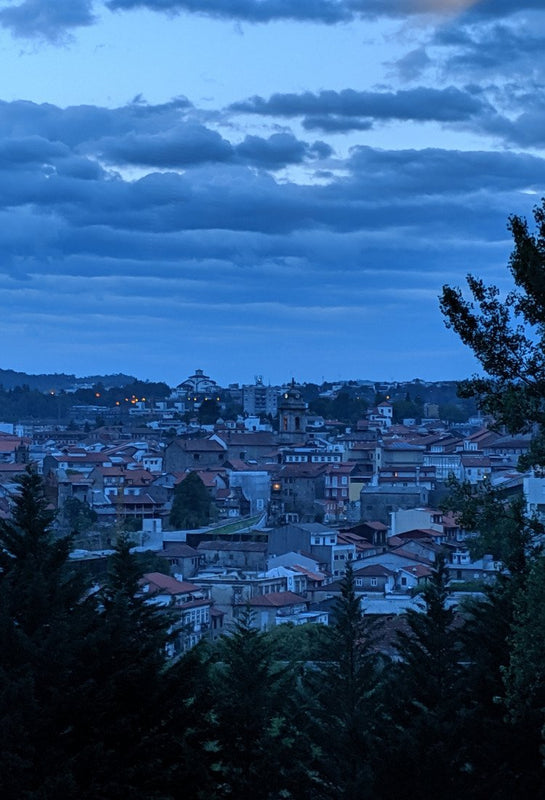 Guimaraes Portugal where the finest linen bedding in the world is made