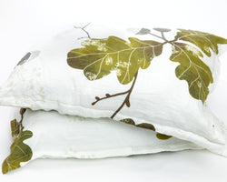 Organic European Linen Pillowcases | Agern