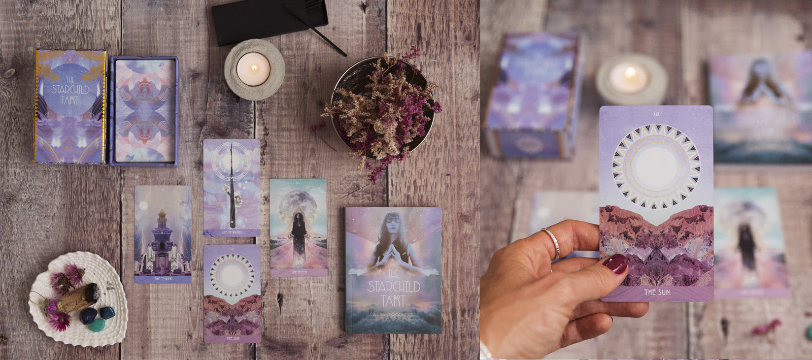An Interview With Starchild Tarot – Mystic Tribe