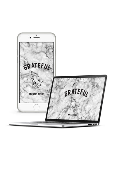 GRATEFUL WALLPAPER PACK