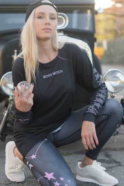 BOSS WITCH - L/S MYSTIC TEE