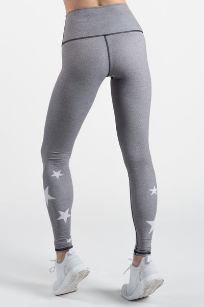 COSMIC DREAMER HEATHER - SHAKTI LEGGINGS