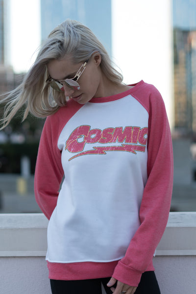 COSMIC REBEL - ZEN SWEATSHIRT