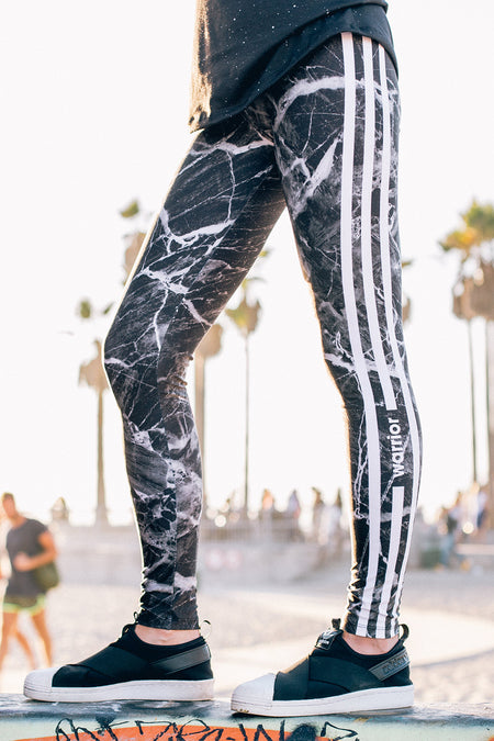 WARRIOR SHADOW SIDE - SHAKTI LEGGINGS