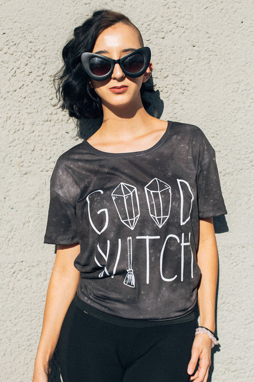 GOOD WITCH - COSMIC TEE