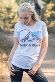WANDER & WONDER TEE (SAMPLE)