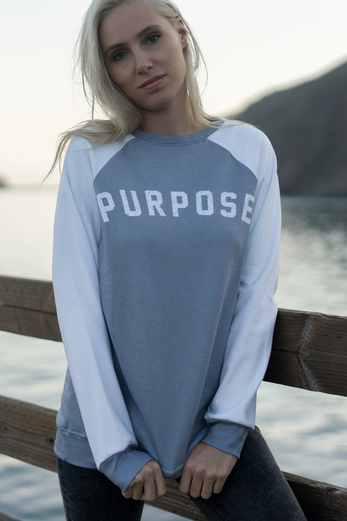 PURPOSE - ZEN SWEATSHIRT