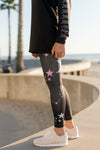 CONCRETE COSMOS - PEACHED LEGGINGS