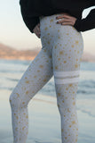 STARRY EYED - PEACHED LEGGINGS