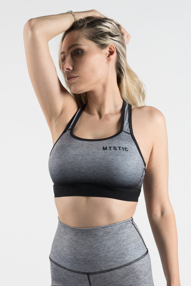 MYSTIC SHADOW SIDE - SPORTS BRA