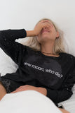 NEW MOON, WHO DIS? - SPIRIT SWEATSHIRT