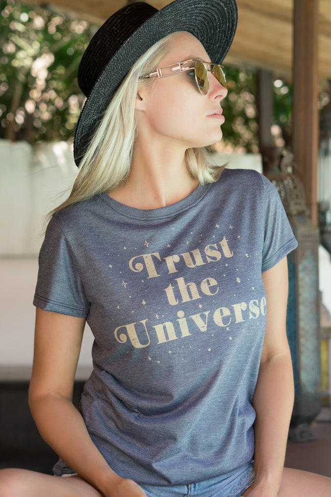 TRUST THE UNIVERSE - EMPRESS TEE