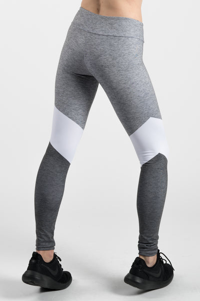 HEATHER GOOD VIBES - LUNAR LEGGINGS