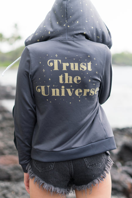 TRUST THE UNIVERSE - HIGH CUT ONE PIECE