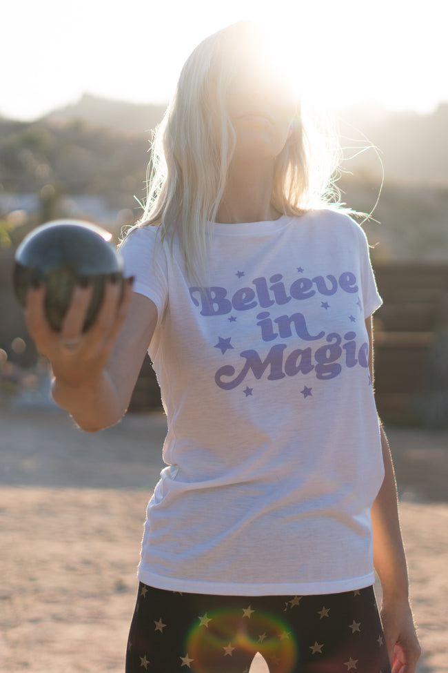 BELIEVE IN MAGIC - EMPRESS TEE