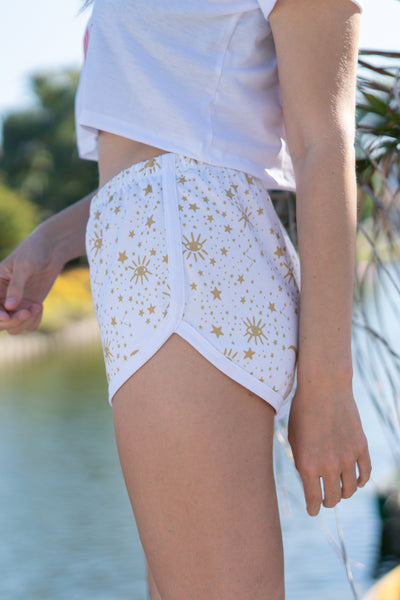 STARRY EYED - RETRO SHORTS