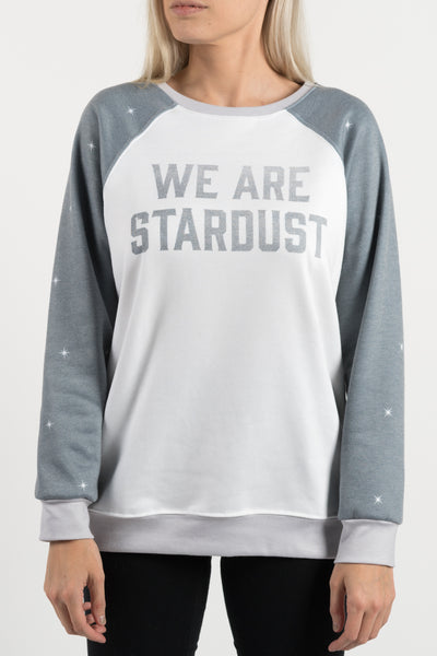 WE ARE STARDUST - ZEN SWEATSHIRT