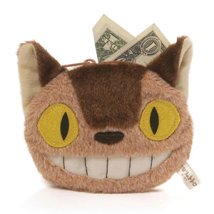 Cat Bus Coin Purse