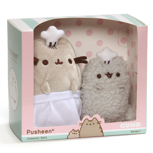 Pusheen Baking Collectible Set