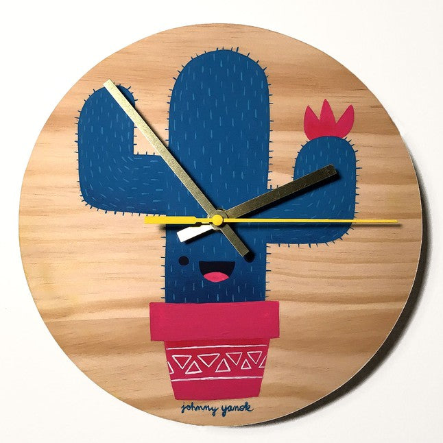Johnny Yanok - Cactus Clock