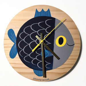 Johnny Yanok - Fish Clock