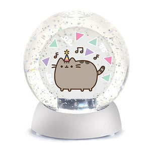 Pusheen Birthday Waterdazzler Snow Globe