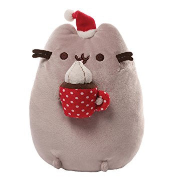 Pusheen Hot Cocoa 10in