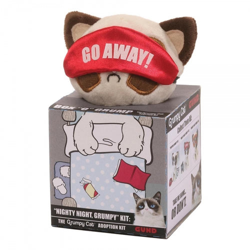Grumpy Cat Night Night Grumpy Kit