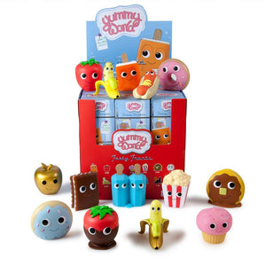 Yummy World Tasty Treats Blind Box Vinyl Mini Series