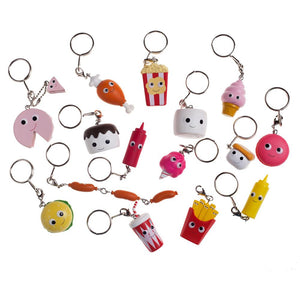Yummy World Red Carpet Keychain
