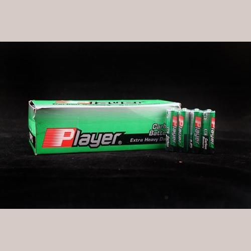 Player AA Batteries Box 60 Cnt